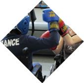 Le lycée Diderot de Bavilliers (90) Champion de France UNSS de boxe dans la catégorie sport partagé